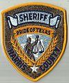 Usa - texas - Harris County sheriff.jpg