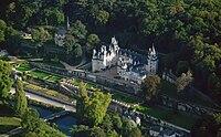 Ussé castle, aerial view.jpg
