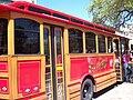 VIA Red Streetcar.jpg