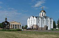 VITEBSK. Annunciation (Дабравешчанская) church (XII century)..jpg