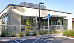 VMware HQ campus 3401 Hillview entrance.JPG