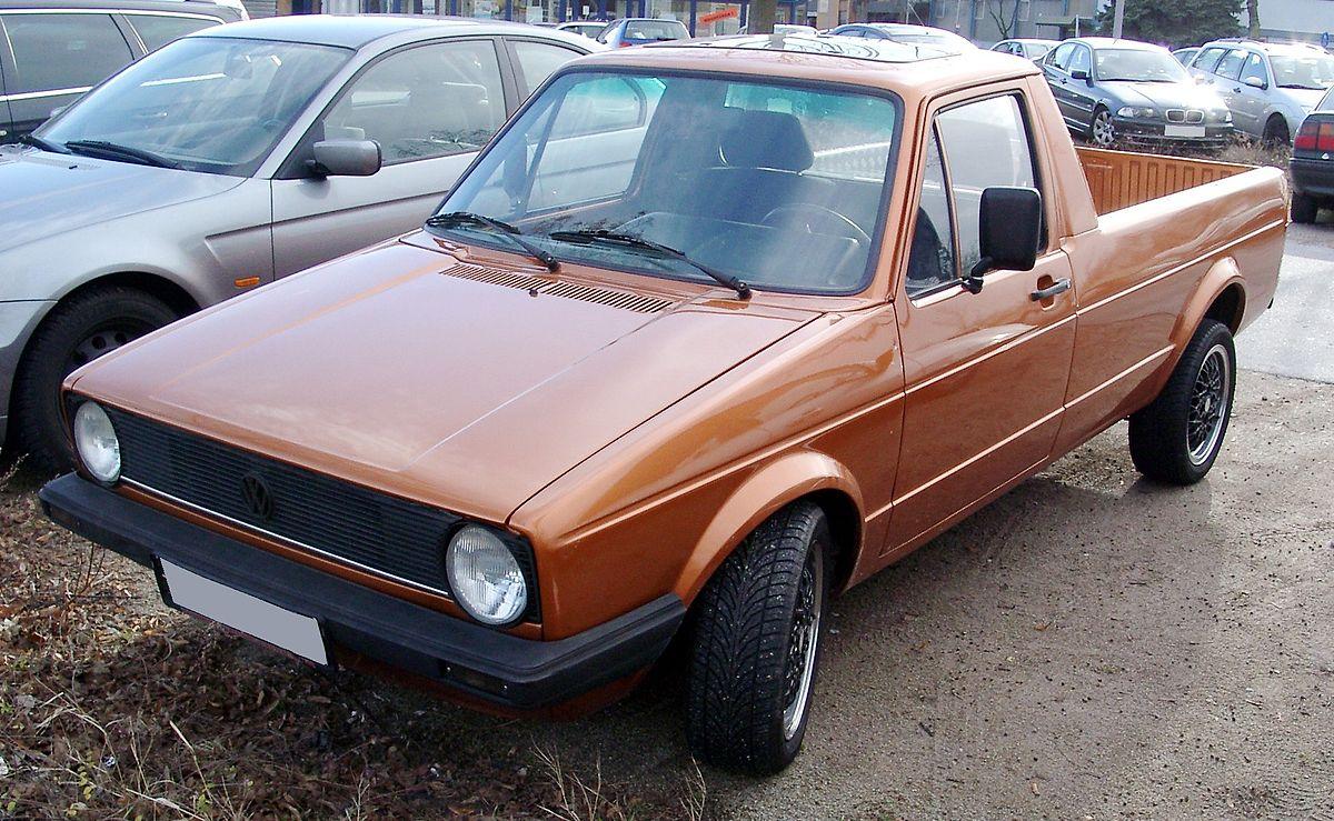 Volkswagen caddy wikipedia for Furgone anni 70 volkswagen