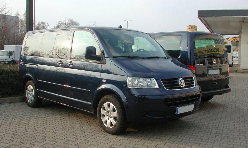 VW Eurovan T5 Multivan