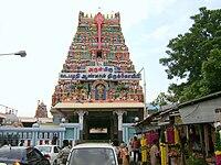 Vadapalani Andavar Temple - Wikipedia