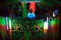 Vagator, Goa, India, Trance party in Goa, Psychedelic art.jpg
