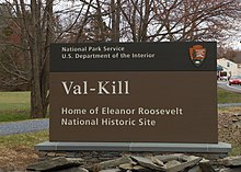 Val-Kill Historic Site, Hyde Park, New York