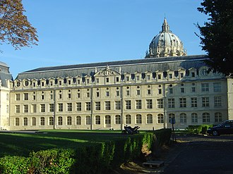 Inès de Bourgoing - Val de Grace Military Hospital