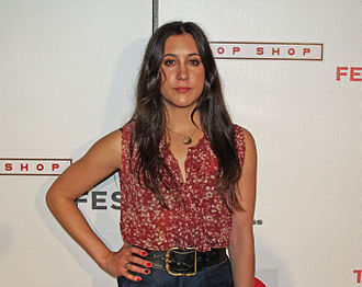 Vanessa Carlton - Carlton at the Tribeca Film Festival in 2008