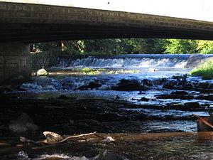 River Vartry - River Vartry through Ashford