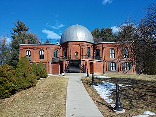 Vassar College Observatory United States historic place