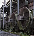 Ventilation in the water treatment plant of an abandoned steel factory in Oupeye, Belgium (DSCF3254).jpg