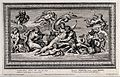 Venus (Aphrodite). Etching by P. Aquila after G. Rossi after Wellcome V0035980.jpg