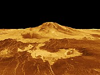 Venus - 3D Perspective View of Maat Mons.jpg