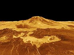 Venus - 3D Perspective View of Maat Mons.jpg