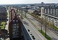 Vestre Ringgade, Aarhus - set fra bogtårnet Statsbiblioteket.jpg