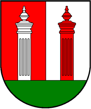 Vėžaičiai - Image: Vezaiciuherbas