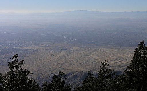 View from Sandia Peak-2