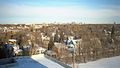 View from the Holiday Inn, 1330 Pembina Hwy, Winnipeg - panoramio.jpg