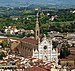 View of Basilica of Santa Croce from Giotto's Bell Tower. Florence, Italy.jpg