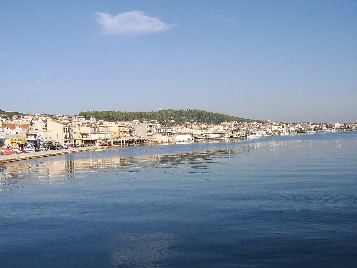 Argostoli - Wikivoyage, guida turistica di viaggio