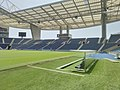 View towards the right at pitch level in Estádio do Dragão.jpg