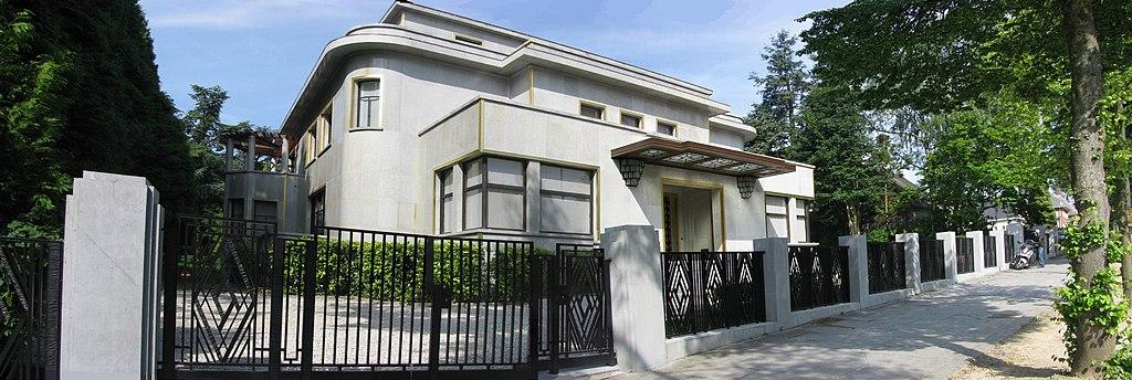 Villa Empain avenue Roosevelt Bruxelles - panoramio