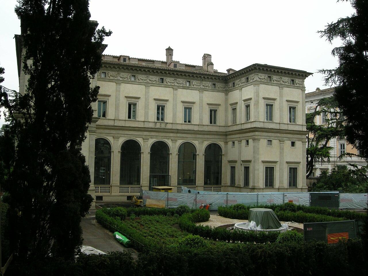 Villa Leopardi Roma Wikipedia