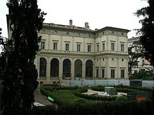 Villa Farnesina - Villa Farnesina in Trastevere