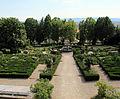 Villa la petraia, ext., giardini 01.JPG