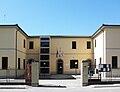 Villanova del Sillaro municipio.JPG