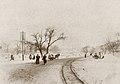 Vilnia, Antokalskaja. Вільня, Антокальская (S. Fleury, 1896).jpg