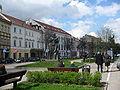 Vilnius, náměstí v centru města.jpg