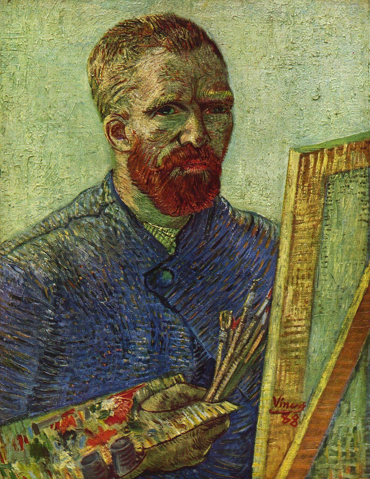 Vincent Van Gogh Wikipedia Nederlands,Jusqu