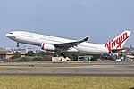 Virgin Australia (VH-XFC) Airbus A330-243 at Sydney Airport.jpg