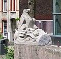 Visarend Hildo Krop Weesperstraat Amsterdam.JPG