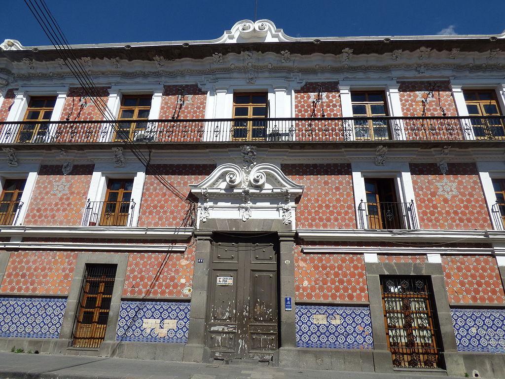 Casa del Capitán Munuera