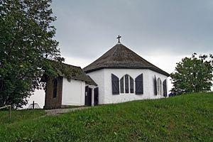 Vitt - Chapel near Vitt