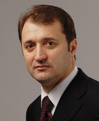 Moldovan parliamentary election, 2014 - Image: Vladimir Filat