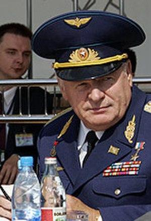 Vladimir Sergeyevich Mikhaylov - General of the Army, Vladimir Mikhailov in 2005