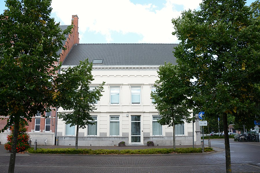 Voormalig huis van dokter Gustave Deroissart, Vrijheid 29, Arendonk