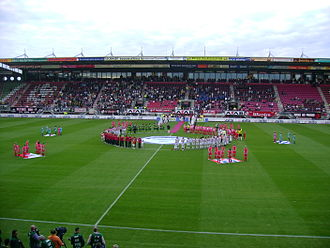 Eredivisie (women) - Opening ceremony (29-09-2007)