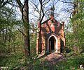 Węgrów, Cmentarz z kaplicą grobową (relikt) - fotopolska.eu (200946).jpg