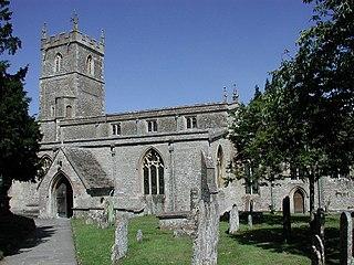 Wroughton Human settlement in England