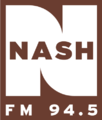 WTNR (Nash FM 94.5) logo.png