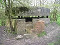 WW2 Pill Box at Box - geograph.org.uk - 515506.jpg