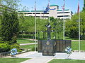 The WWII Navy Memorial
