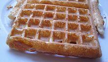 Un tipico wafel