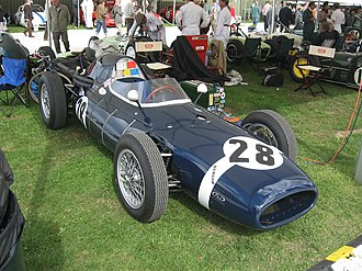 "Alf Francis - The Alf Francis-designed ""Walker Special"" Formula One car of 1960"