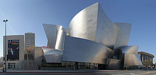 Performing arts center in downtown Los Angeles, California, consisting of various theaters and concert halls