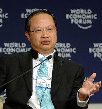 Wang Jianzhou - Image: Wang Jianzhou 2008